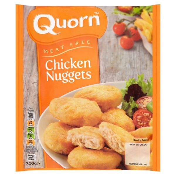 QUORN CH NUGGETS