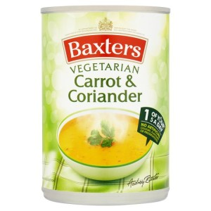 baxters carrot&